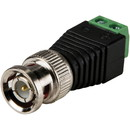 BNC Male to Screw Terminal Connector