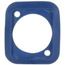 Neutrik SCDP-6 Sealing Gasket for D-size Connectors Blue