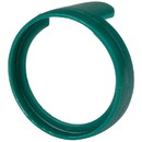 Neutrik PXR-5 Green Colored Ring with Flat Label Surface for PX Series