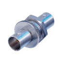 Neutrik NBB75FG BNC Feed-Through Grounded Nickel