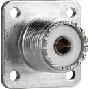 Factory Buyouts 3-Pack UHF Female (SO-239) Chassis Mount Connector