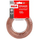 RCA AH18100SR 18 AWG Speaker Wire 100 ft.