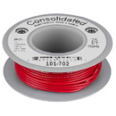 Consolidated Stranded 26 AWG Hook-Up Wire 25 ft. Red UL Rated