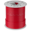 Consolidated 22 AWG Red Stranded Hook-Up Wire 100 ft.