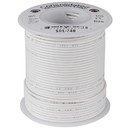 Consolidated 22 AWG White Stranded Hook-Up Wire 100 ft.