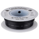 Consolidated 22 AWG Black Solid Hook-Up Wire 25 ft.