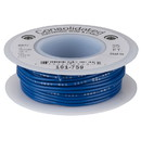 Consolidated 22 AWG Blue Solid Hook-Up Wire 25 ft.