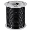 Consolidated 22 AWG Black Solid Hook-Up Wire 100 ft.