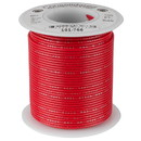 Consolidated 22 AWG Red Solid Hook-Up Wire 100 ft.