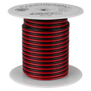 Consolidated 18 AWG 2-conductor Power Speaker Wire 50 ft. (Red/Black)