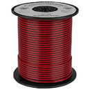 Consolidated 16 AWG 2-conductor Power Speaker Wire 500 ft. (Red/Black)