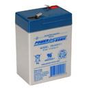 Power-Sonic PS-640 Sealed Lead Acid Battery 6V 4.5Ah