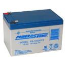 Power-Sonic PS-12120F2 Sealed Lead Acid Battery 12V 12Ah