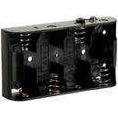 Parts Express 4 C Cell Battery Holder