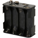 Parts Express 8 AA Cell Battery Holder