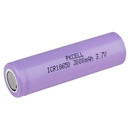 PKCELL 142-205 PKCELL Flat Top 18650 3.7V 3000mAh Rechargeable Li-Ion Battery