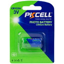 PKCELL CR123A 3V Lithium Photo / Electronic Battery