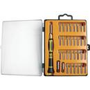 Platinum Tools 19101 Precision Screwdriver 33 Piece Set