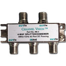 Channel Vision HS-4 4-Way Splitter/Combiner