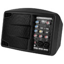 Talent AM150 Active PA Monitor Speaker 150W 3-Ch Mixer with EQ and Echo Effect