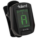 Talent GT-CTN Clip-On Guitar Tuner Chromatic/Guitar/Bass/Violin/Ukulele