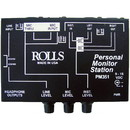 Rolls PM351 3 Channel Personal Monitor Station Headphone Mixer