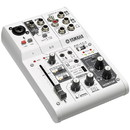 Yamaha AG03 3-Channel Mixer with USB Interface for Podcasting Webcasting Gaming