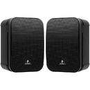 Behringer 1C-BK Compact 2-Way Monitor Speaker Pair Black
