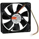 Parts Express Cooling Fan 12 VDC 120 x 120 x 25mm 83 CFM