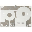 Parts Express Crossover PC Board 2-Way 12 dB