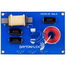 Dayton Audio XO2W-3K 2-Way Speaker Crossover 3,000 Hz