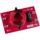 Dayton Audio 700-LPF-4 Low Pass Speaker Crossover 700 Hz 12 dB/Octave