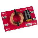 Dayton Audio 2k-LPF-4 Low Pass Speaker Crossover 2,000 Hz 12 dB/Octave