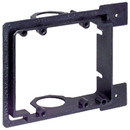 Arlington Industries LVMB2 Dual Gang Low Voltage Mounting Bracket New Construction