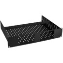 Penn-Elcom R1498/2UK-SONOS2 2U Custom Rack Shelf for 2 x Sonos Connect