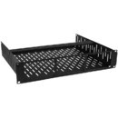 Penn-Elcom R1498/2UK-SONOS3 2U Custom Rack Shelf for 3 x Sonos Connect