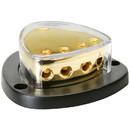 Audtek Electronics GDB14 Gold Distribution Block 1 x 4