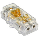 P3 Platinum Fuse Block 1x4 AWG In 2x8 AWG Out