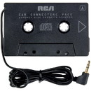 RCA AH600R Car Cassette Adapter