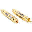 Harrison Labs 6 dB RCA Line Level Audio Attenuator Pair