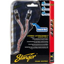 Stinger SI42YF 4000 Series Y Cable 2 Female 1 Male