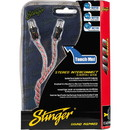 Stinger SI42YM 4000 Series Y Cable 2 Male 1 Female
