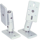 Dayton Audio SMB-W Speaker Mounting Bracket Pair White