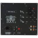 Yung SD100-6 100W Class D Subwoofer Plate Amplifier Module with 6 dB at 45 Hz