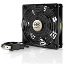 AC Infinity AXIAL 1225 Low Speed Fan Kit with Plug Cord