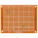 Parts Express 10 Pcs. Breadboard Universal Printed Circuit Panel Board Prototype PCB 7cm x 9cm