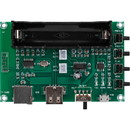 Parts Express 2 x 5W Bluetooth Digital Amp Board with Media Player and On Board 18650 Battery Holder