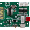 Parts Express 2 x 5W Bluetooth Amp Board with Audio Output and Battery Option