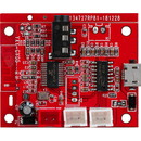 Parts Express 2 x 5W Bluetooth Amp Board with Audio Input and Battery Option