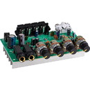 TDA8946 Hi-Fi Stereo 12-15 VDC 60W Max Amp Board with Microphone and Line Inputs